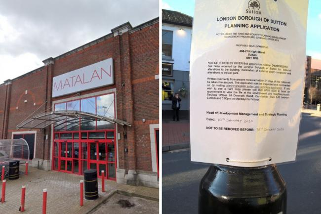 Planning application submitted to turn Matalan into a Lidl