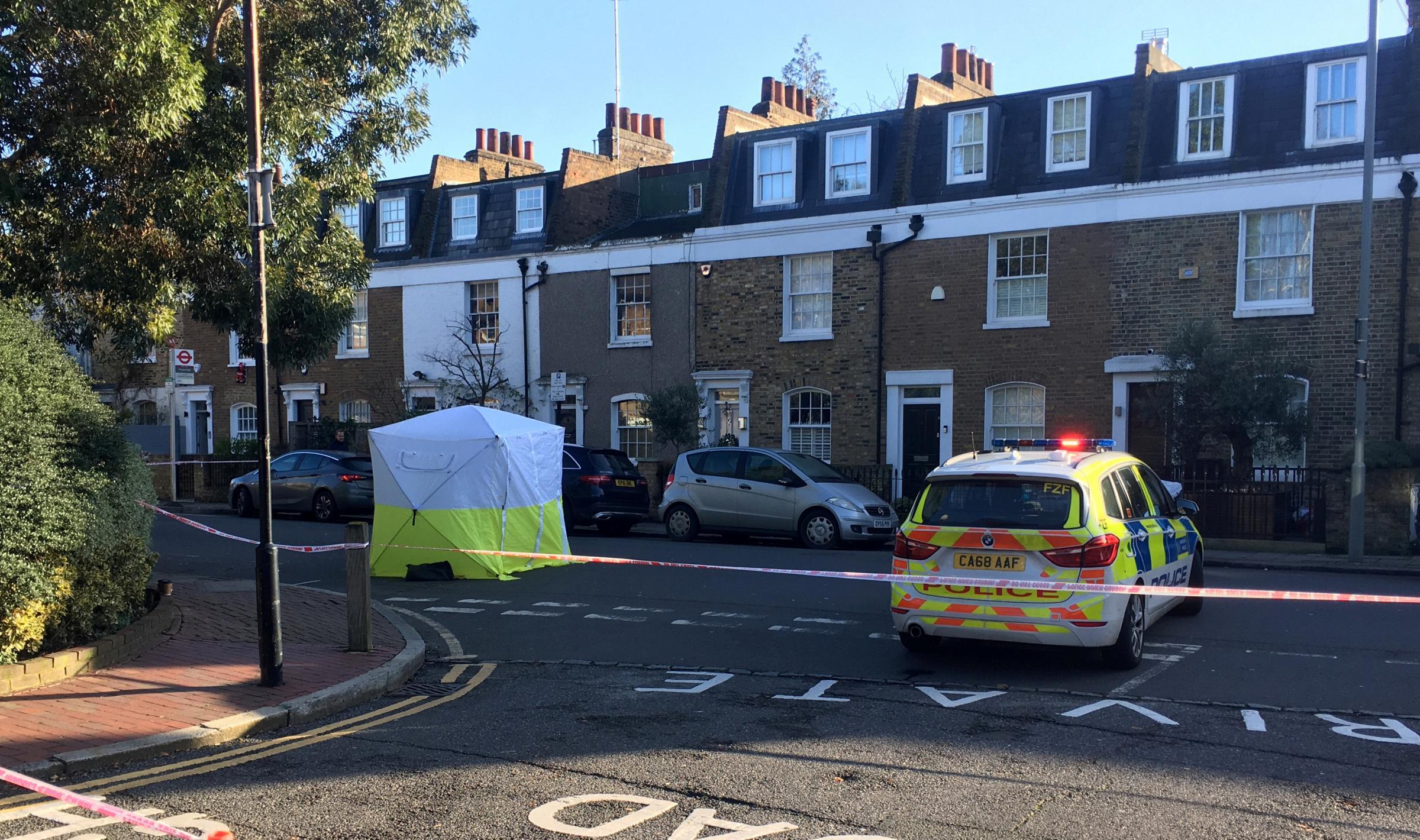 Suspect held over gun murder of Swedish man in Battersea on Christmas Eve