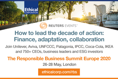 The Responsible Business Summit Europe 2020