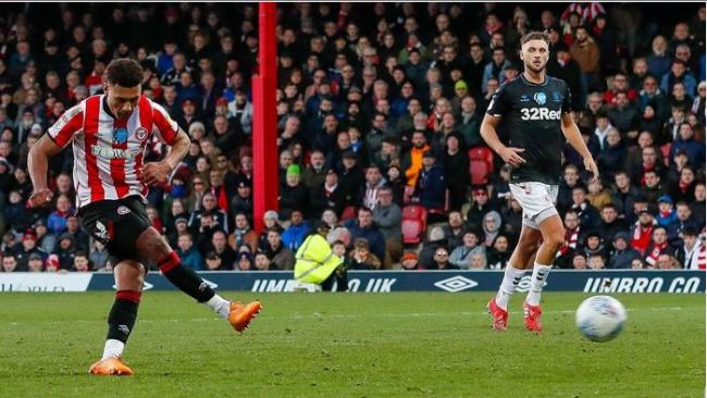 Brentford 3 Middlesbrough 2: Watkins' late strike downs Boro as Bees chase top two