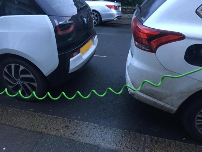 Electric charging points in Wandsworth