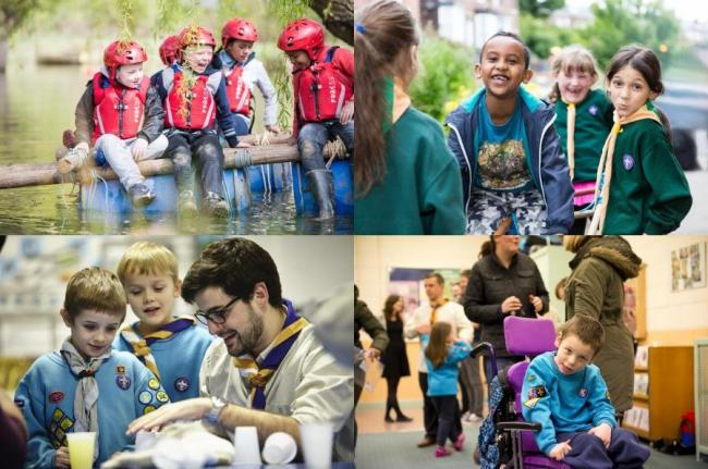 Images via 2nd Epsom Scouts