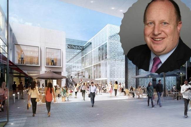 Tony Newman has said he will be pushing Westfield to reveal plans for the new 'destination' development in the town centre