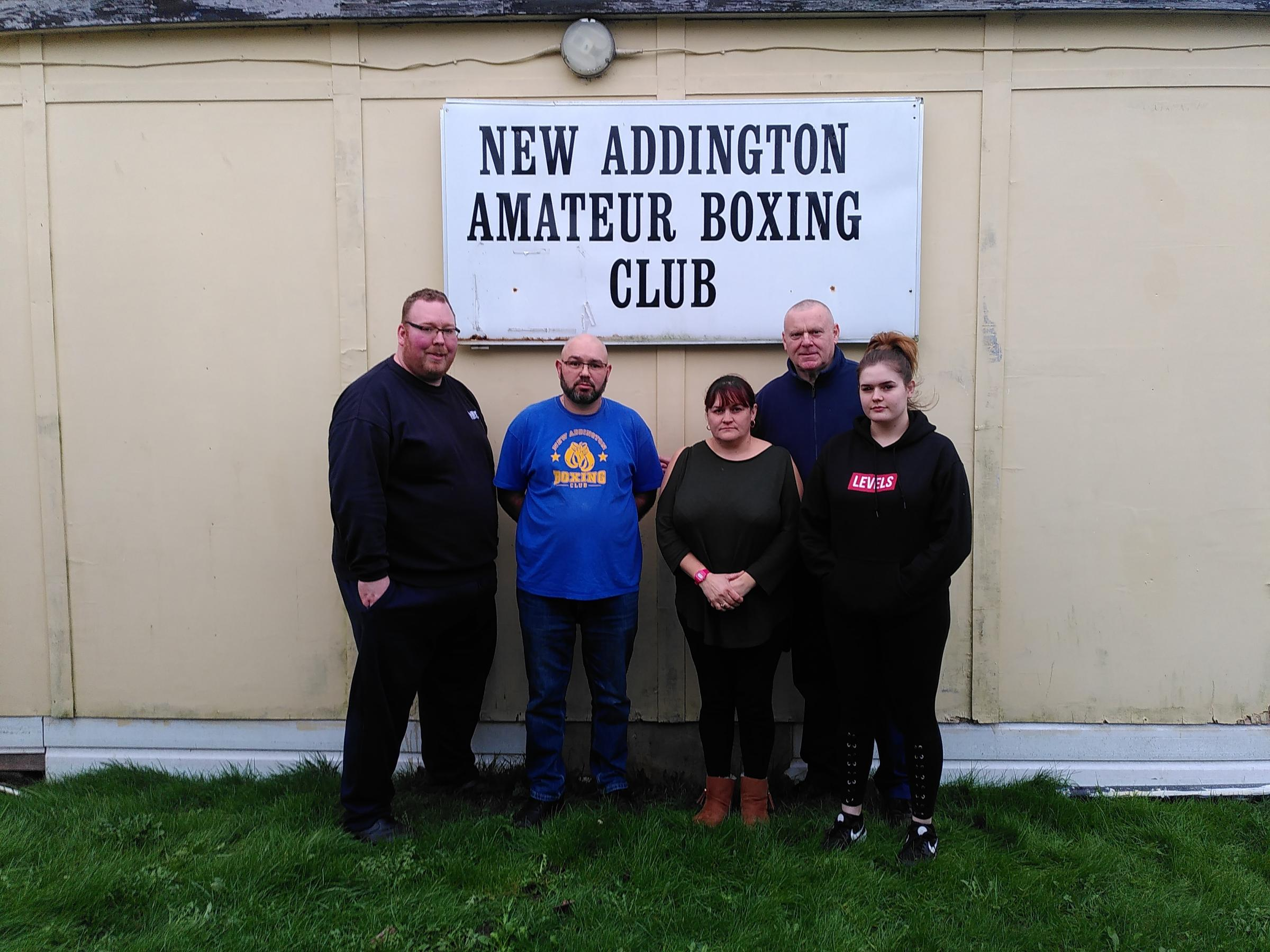 This New Addington boxing club is 'fighting for its future' after being told to leave by April