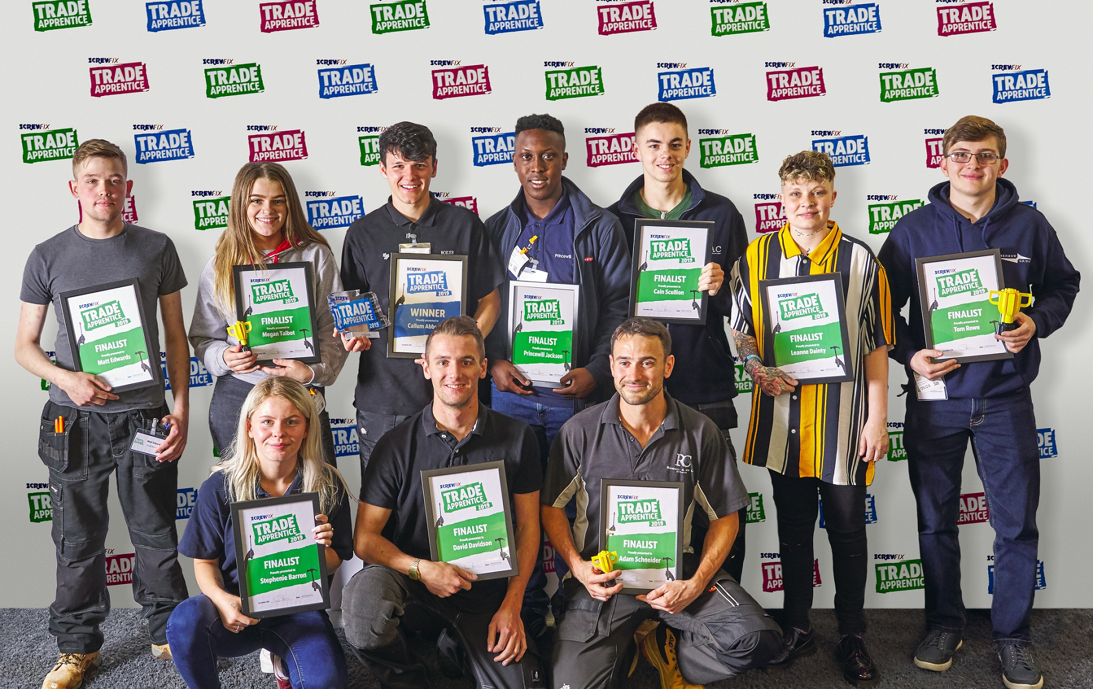 Career -boosting accolade and £10k prize bundle up for grabs as the Screwfix Trade Apprentice competition launches