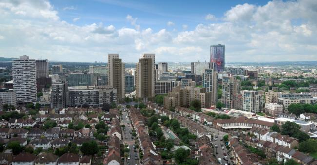Phase two of East Croydon regeneration project