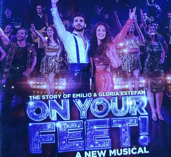 'On Your Feet' by Emily Parsons, Lady Eleanor Holles