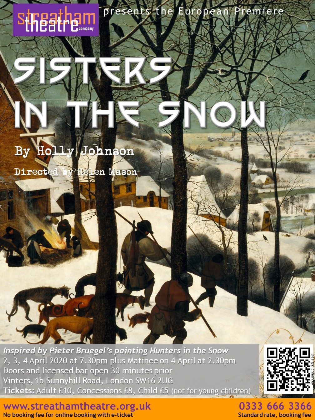 Sisters in the Snow - a play