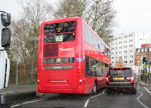 'Worst in London': The number 65 bus is the most complained about service in the capital
