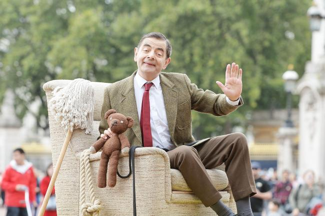 Mr Bean 25th Anniversary – London
