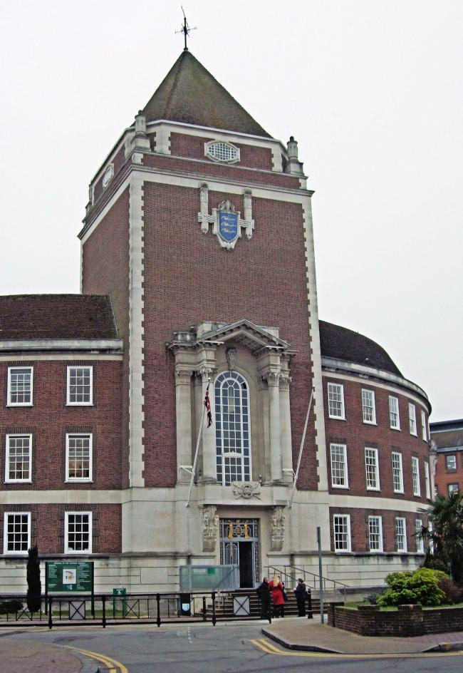 Kingston Guildhall (Jim Linwood via Flickr). Local authorities across England have had their budgets slashed since 2010, with the deepest cuts falling