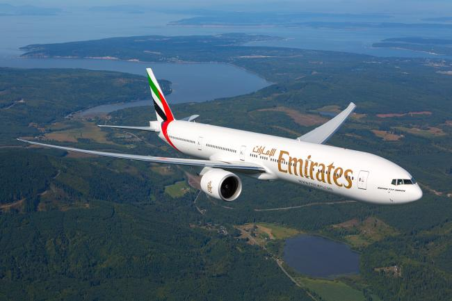 Emirates restart flights with 'enhanced safety measures' from the UK to Dubai. Picture: Emirates