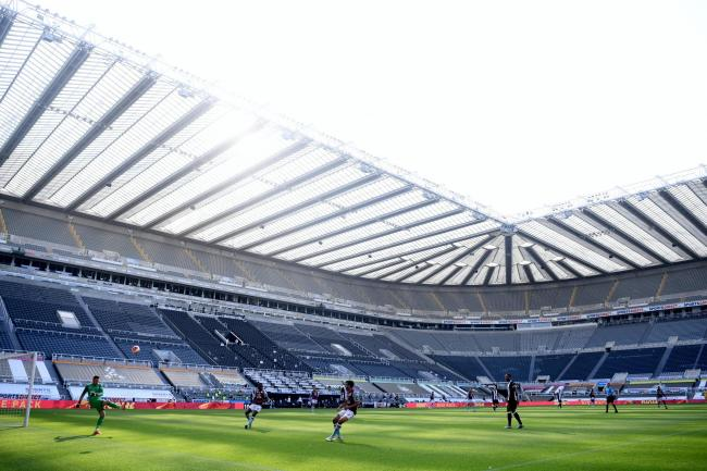 Super League's Magic Weekend had been scheduled to take place at St James' Park