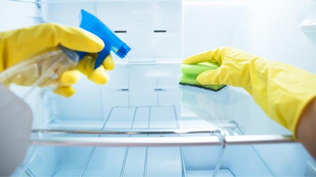 Your Local Guardian: It's recommended to deep clean your fridge once a month. Credit: Getty Images / Andrey Popov