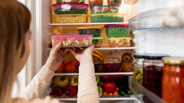 Your Local Guardian: Avoid reorganising your fridge too often. Credit: Getty Images / Group4 Studio