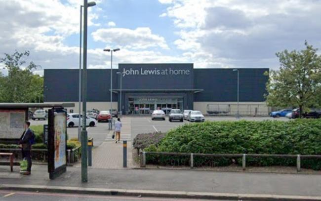 John Lewis in Purley Way, Croydon will not reopen