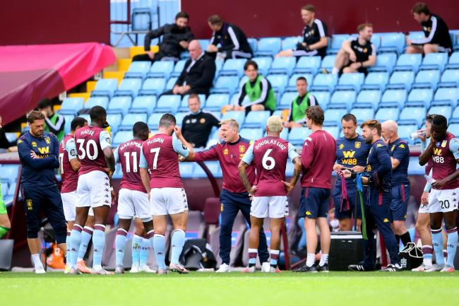 Dean Smith has told his Aston Villa to believe they can win their final four matches
