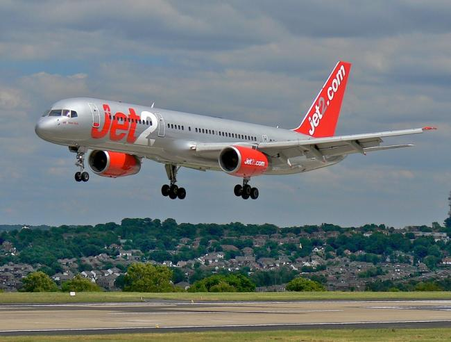 Jet2 restarts its flights: Here's where you can go on holiday to. Picture: Wikipedia