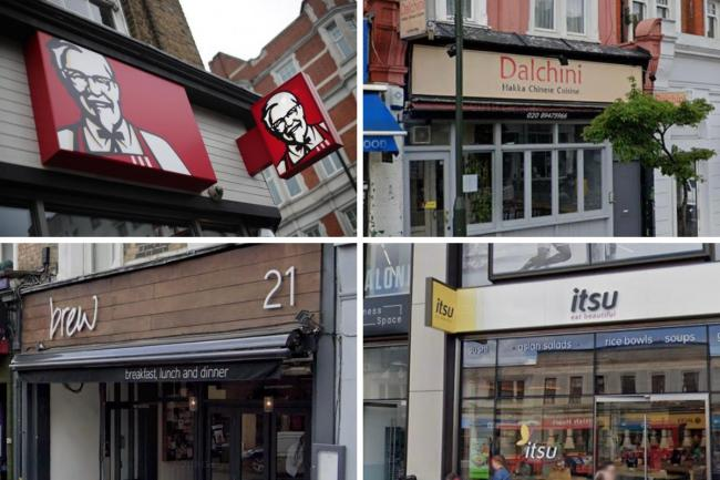 A list of restaurants in Merton offering a discount in August