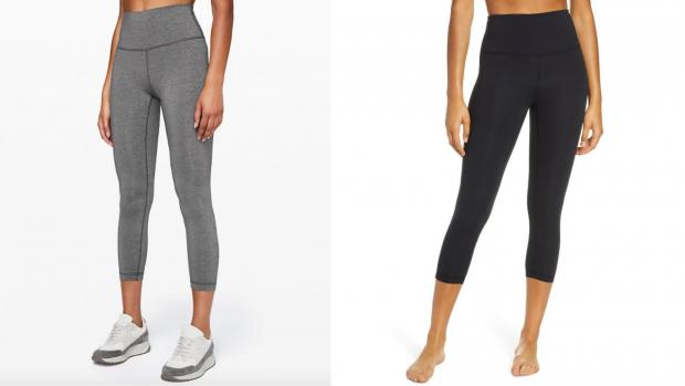 Your Local Guardian: These Zella leggings are half the price but are high-quality. Credit: Lululemon / Zella