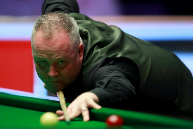 John Higgins is targeting a fifth world snooker title