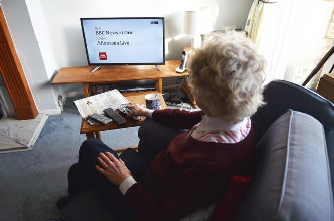 Thousands in Richmond to lose free TV licence