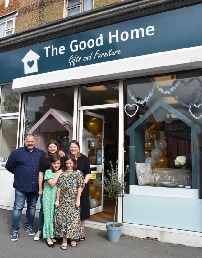 The Good Home opened on Saturday September 5