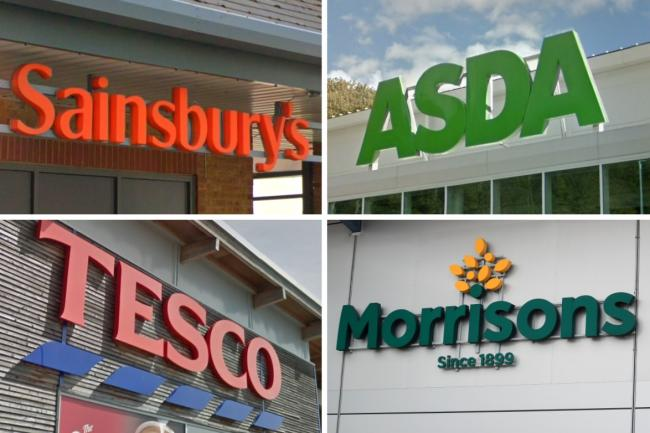 Asda, Aldi, Tesco, Sainsbury's and Morrisons update shoppers on rules in stores. Picture: Newsquest