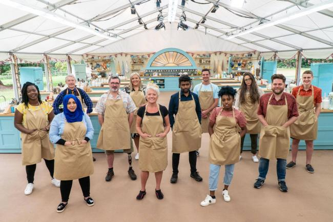 Great British Bake Off contestants for new series revealed