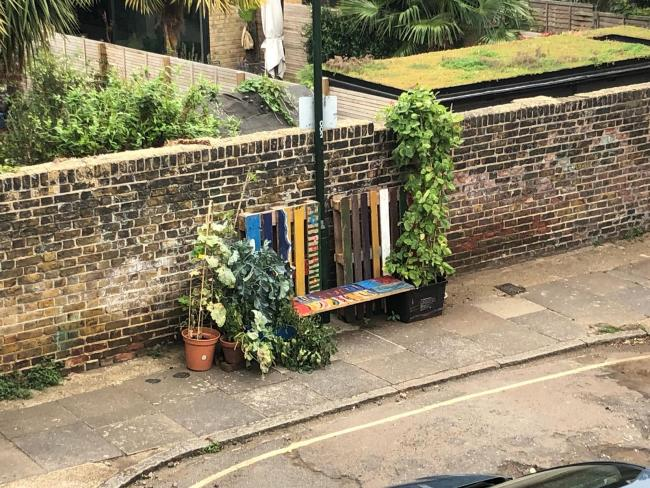 Neighbourhood garden dismantled after resident complains to Council