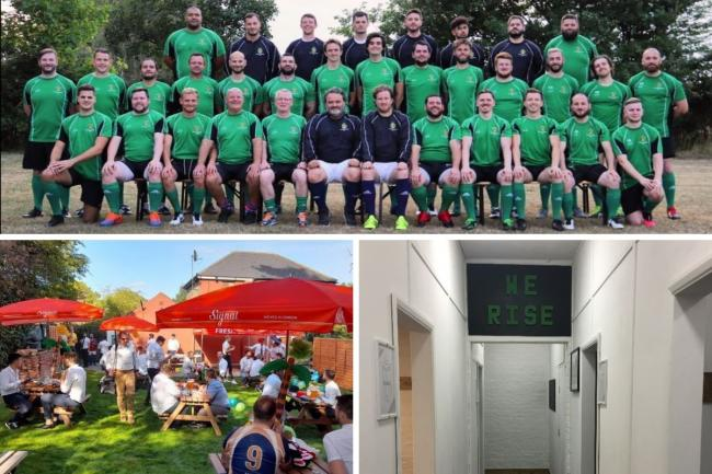 Mitcham and Carshalton Rugby Club improve facilities