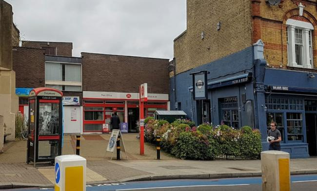 Balham Post Office