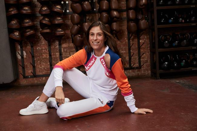 Johanna Konta is getting ready for a very different French Open