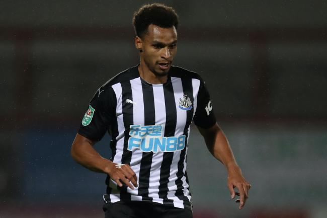 Jacob Murphy is targeting more first-team opportunities at Newcastle