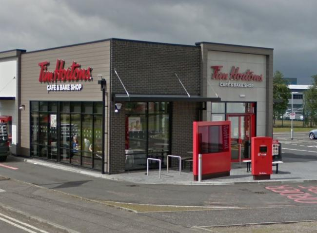 Tim Hortons to open 'dozens of coffee and doughnut shops' in the UK and create 2,000 jobs. Picture: Google Maps