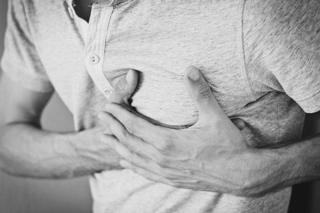Heart failure: This little known symptom could be a serious sign. Picture: Pixabay