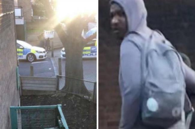 Kadian Nelson has been charged by Met Police following an incident in Mitcham on Tuesday.