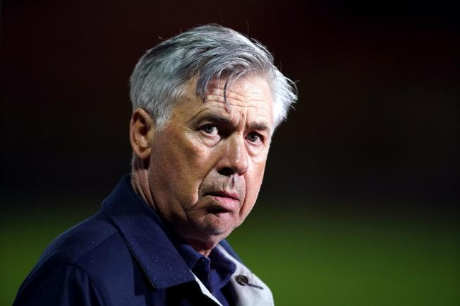 Everton manager Carlo Ancelotti will be asking questions of his defenders in the build-up to the game against Fulham
