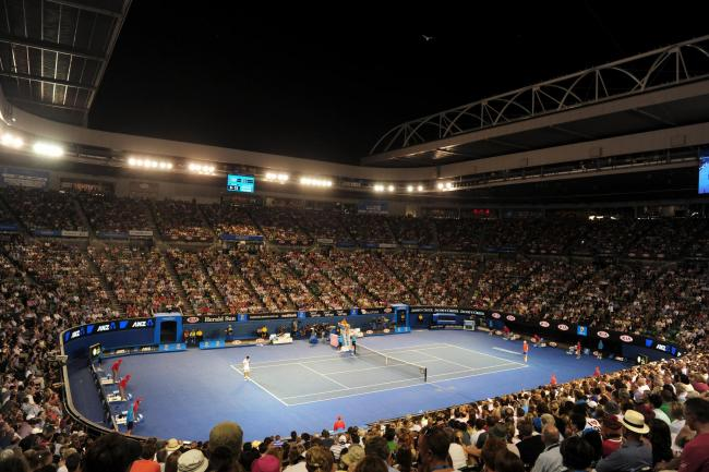 Australian Open File Photo