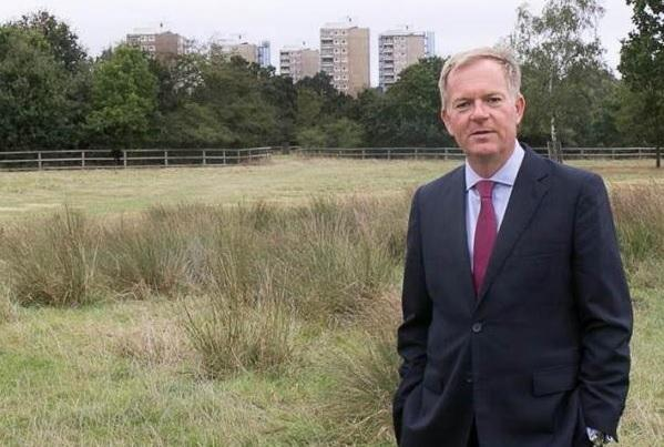 Paul Martin is stepping down as Chief Executive at Richmond and Wandsworth councils