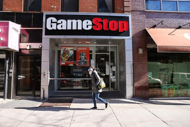 The GameStop Saga
