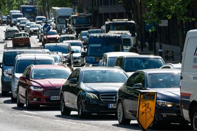 VED road taxes could replace plans for a Greater London Boundary Charge. Image - PA