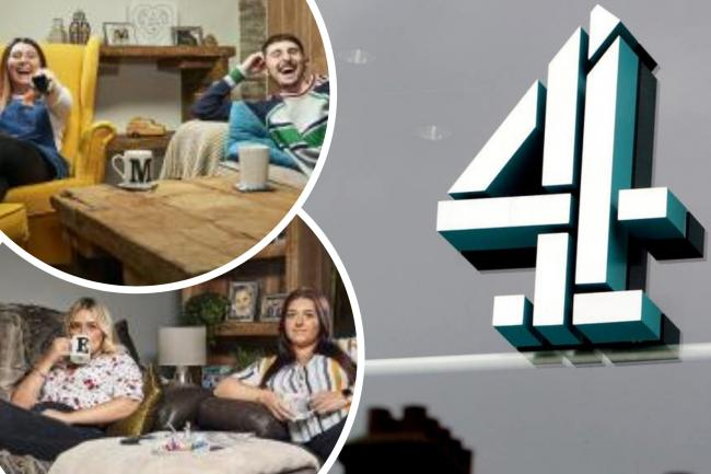 Gogglebox rich list revealed as Channel 4 hit show returns. (Channel 4/PA/Canva)