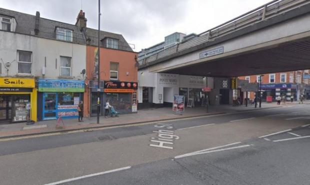 Your Local Guardian: Croydon High Street. Picture: Google street view