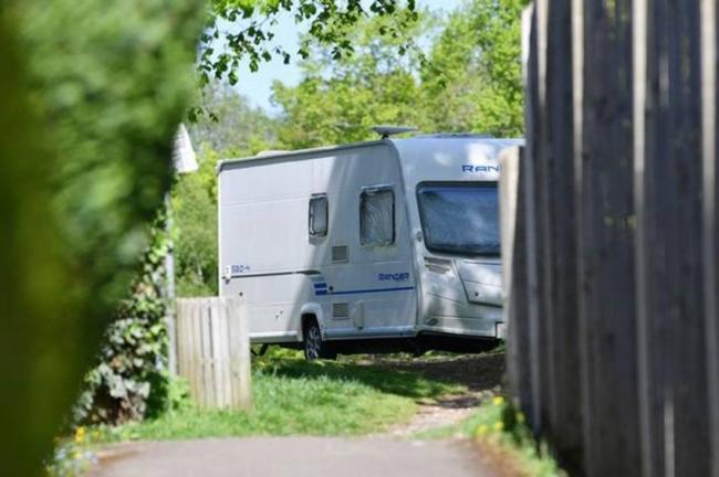 Image via Richmond Council. The council said they had issued the travellers with a 24-hour eviction notice.