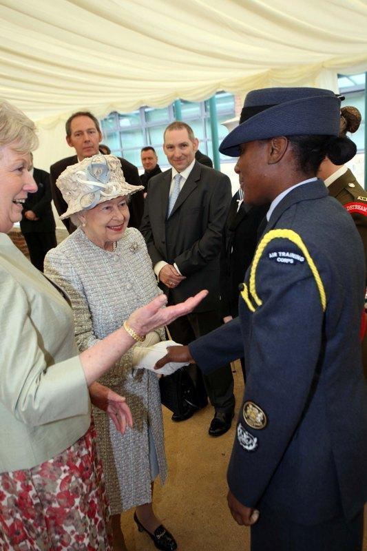 Your Local Guardian: The Queen visits Mitcham in 2012