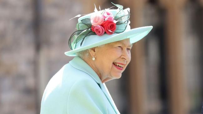 Queen smiles on former visits across south London