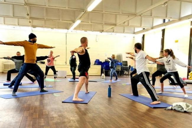 Fitness classes will resume for key workers in Sutton