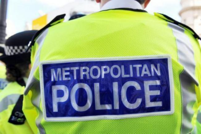 Police issue Section 60 in Merton