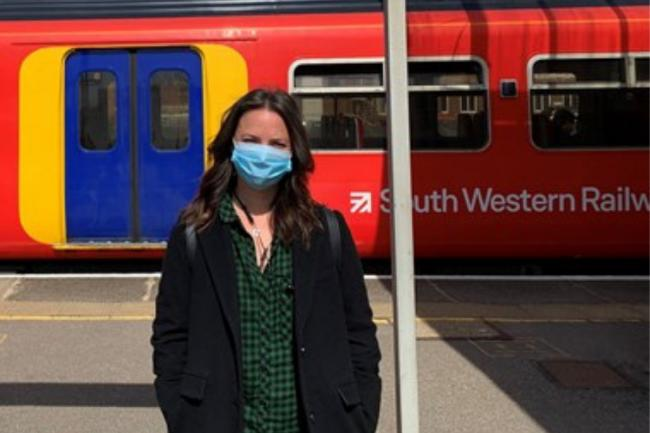 Pippa is asking customers to help protect the NHS this Bank Holiday